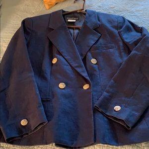 5 blazer jackets and 3 shirt type jackets